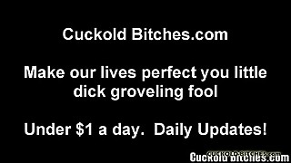 I have a great plan for my favorite cuckold