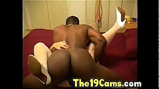 Cuckold&#039_s Wife gets Africanized with Black Seed: HD Porn 37