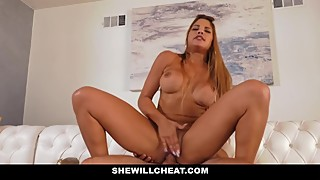 SheWillCheat - Hot Cheating Wife Revenge Fucking