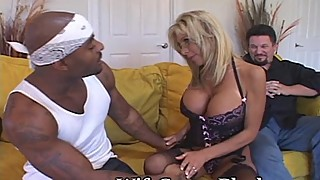 Hubby Isn&#039_t Black, Wife Seeks Fantasy