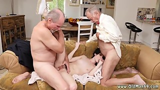 First time anal painal and darryl hannah threesome and glamour wife
