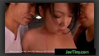 [JavTiny.Com] Hot Asian Covered In a Warm Dick