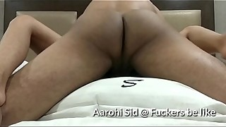 Indian Teen sister fuck with brother in a hotel room when they were on a family trip
