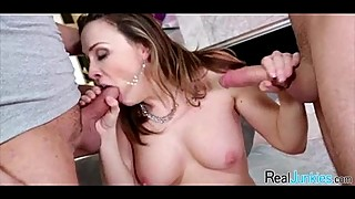 wife gets double penetrated 023