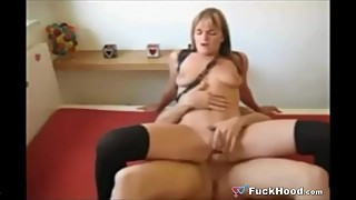 Dirty Cheating Slut Wife Hot Fuck Sextape