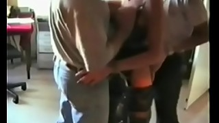 Hot Redhead MILF First Threesome