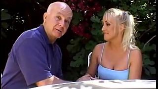 Calli Cox is the big tits blonde wife every guy fa