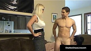 House Maid Charlee Chase Fucks Cheyenne Jewel'_s Husband!