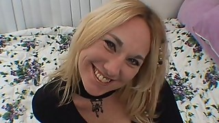 Face Fucked Milf Gets A Huge Load In Mouth