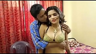 Big Boobs Housewife fuck with selsh men