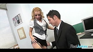 Sex at the office 537