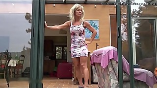 French Milf Gets Ass Fucked