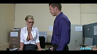 Hot office sex 300