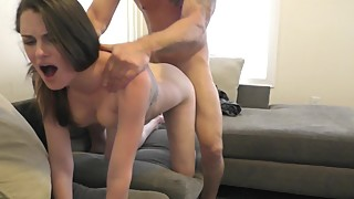 Cheating Wife Squirts for Stud BF (Preview)