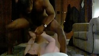 husband lets wife fuck bbc but she has to record