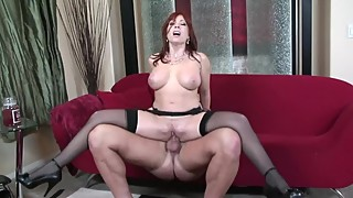 Big Tit Cheating Wife Gives Big Dick Tutor The Job After Hardcore Fuck