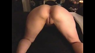 Cocksuck queen  pawg Wife  loves taking two hard cocks hubby and neighbor