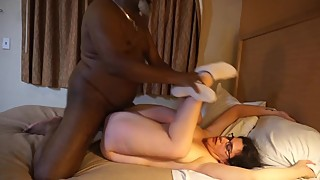 BBC fucks white wife roughly