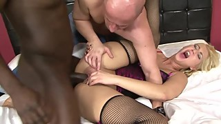 A Black Monster Cock FUCK YOUR WIFE... special Cuckold!!! vol. #02