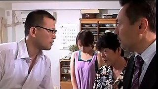 Japanese housewife fucked in front of her husband (Full: shortina.com/vmlF)