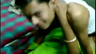 Horny Indian wife cheating hubby
