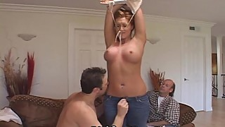 Redheaded Wife Poked By New Stud