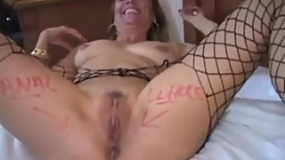 White Mature Wife used by Bbc