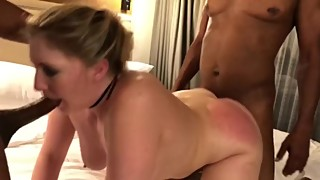 Amber Heard (hottwife09) BBC spitroast
