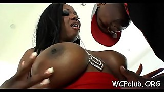 Ebon pal bangs white cutie