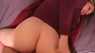POV - Fucking A Cheating Plump Wife On Her Tight Ass