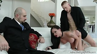 Tattooed Singer Wife Cheats Hard