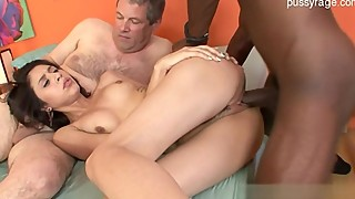 Sexy housewife homemade facial