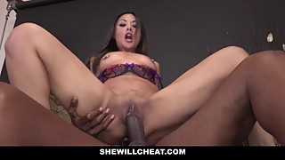 SheWillCheat - Asian Wife Drilled By Photographer BBC
