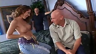 Mrs. Torre Swinger Threesome