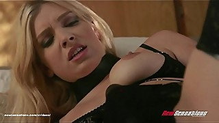 Hotwife Giselle Palmer Tied Up &amp_ Fucked Hard