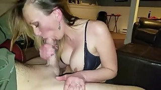 Amazing Blonde Hot MILF Wife Shared with Friend Compilation