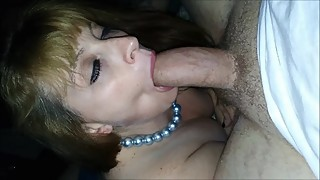 Hot wife cant stop blowin on a big one (Raw & Uncut 2)